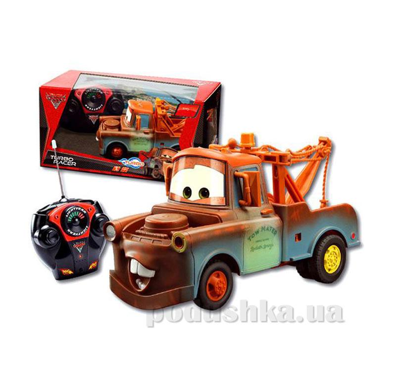 Автомобиль Cars Mater на радиоуправлении Dickie Toys 308 9502