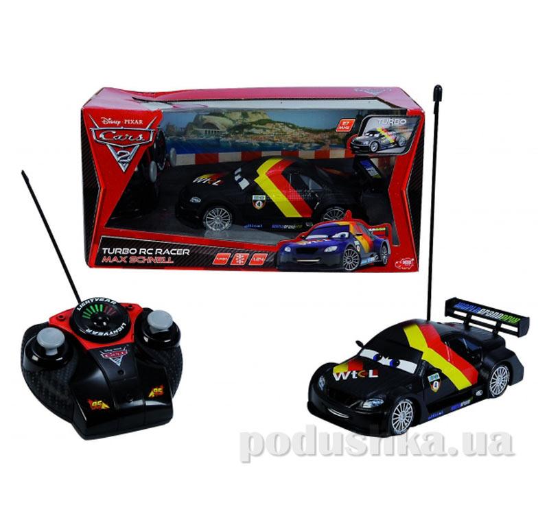Автомобиль Cars Max Schnell на радиоуправлении Dickie Toys 308 9511