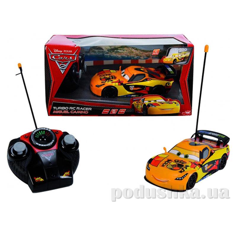 Автомобиль Cars Miguel на радиоуправлении Dickie Toys 308 9512