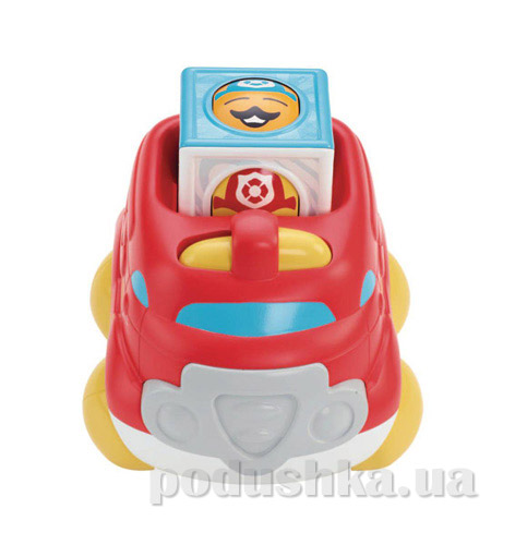 Автомобиль Fisher-price из серии Чудо-кубики