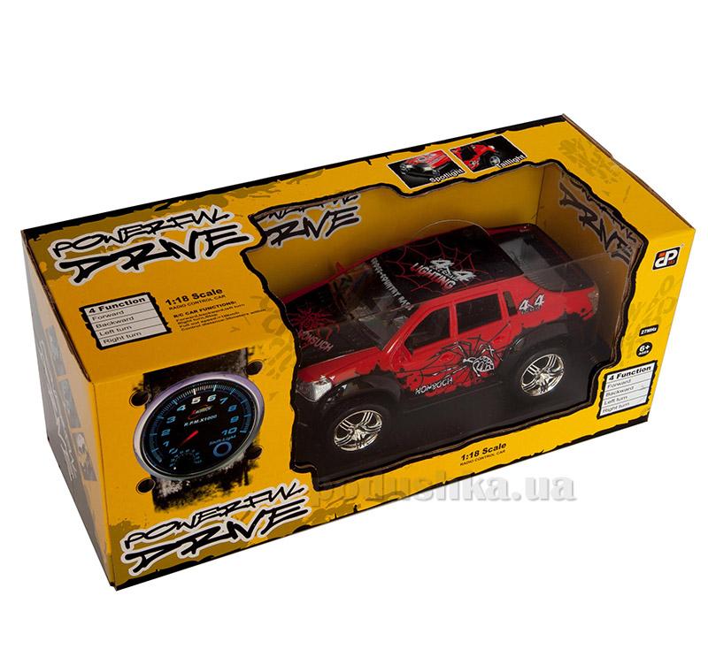 Автомобиль на радиоуправлении Country Race красный JP383