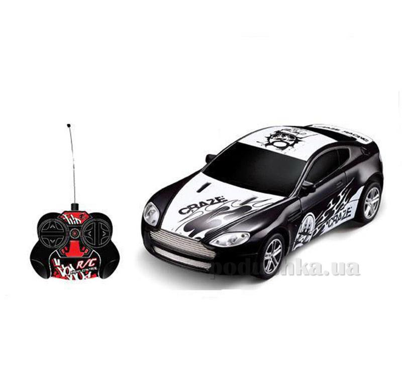 Автомобиль на радиоуправлении Craze Racer черный JP383