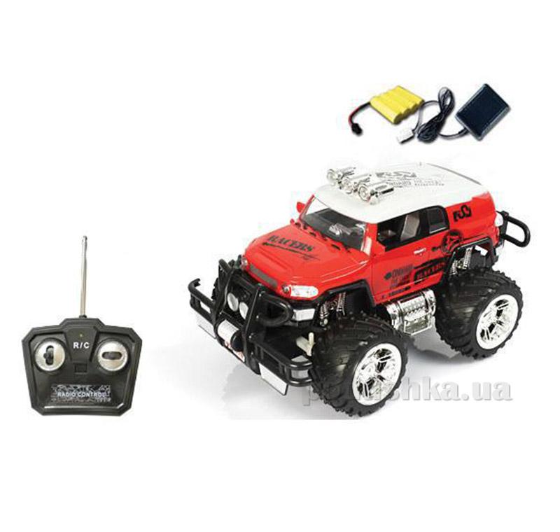 Автомобиль на радиоуправлении Extreme Pirate красный JP383