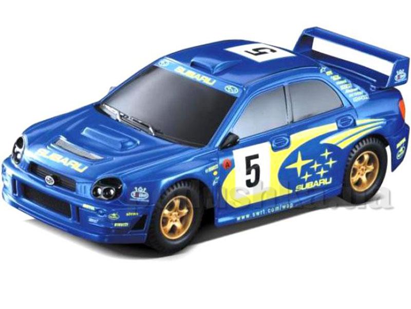 Автомобиль на радиоуправлении Subaru Impreza WRX Ez-Tec