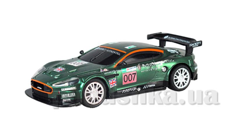 Автомобиль радиоуправляемый - ASTON MARTIN DB9R9, зеленый