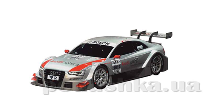 Автомобиль радиоуправляемый - Audi A5 DTM, серебристый