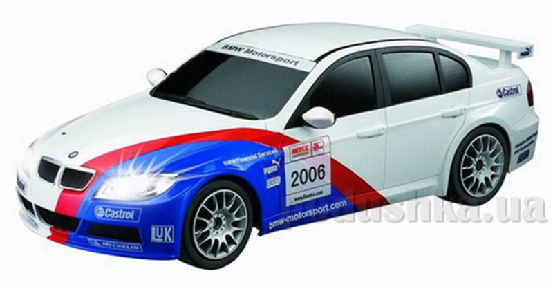 Автомобиль радиоуправляемый - BMW 320SI WTCC (белый, 1:16)