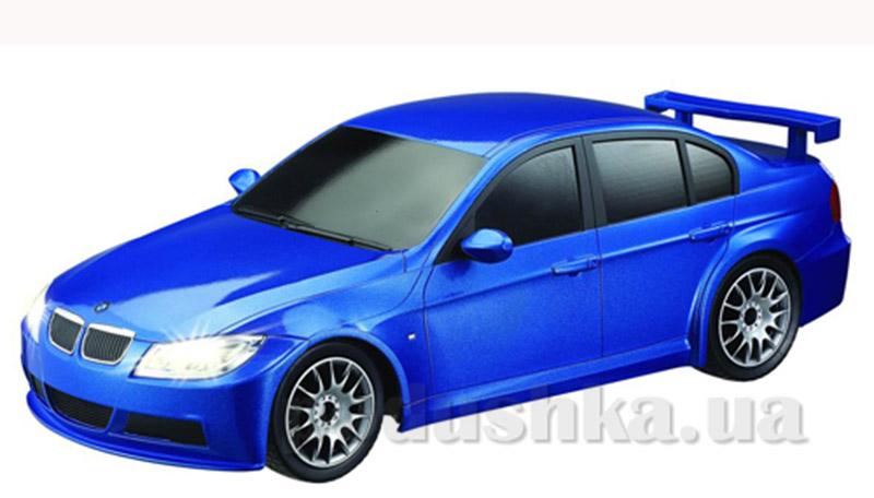Автомобиль радиоуправляемый - BMW 320SI WTCC (синий, 1:16)
