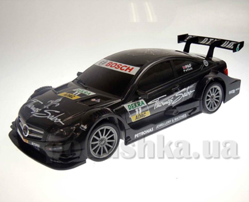 Автомобиль радиоуправляемый - DTM Mercedes-Benz C-Class Coupe AMG, чёрный