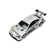 Автомобиль радиоуправляемый - DTM Mercedes-Benz C-Cclass Coupe AMG, серебристый