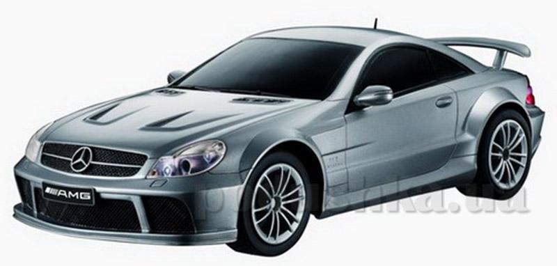 Автомобиль радиоуправляемый - Mercedes-Benz SL65 AMG (серебристый, 1:16)
