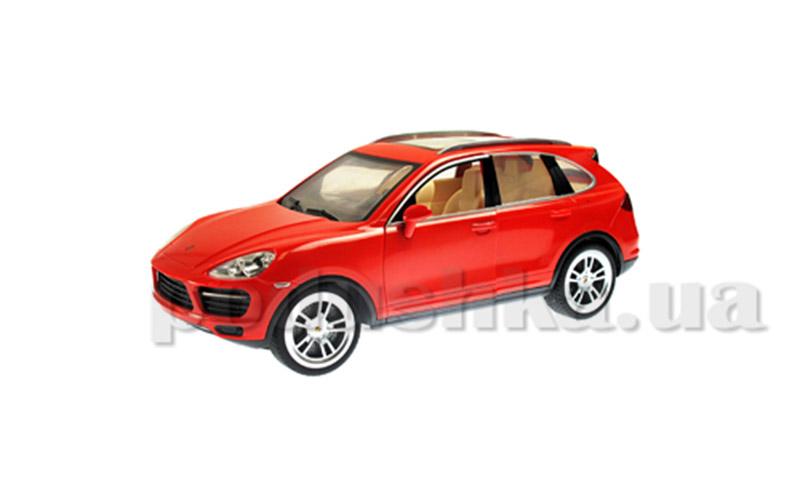 Автомобиль радиоуправляемый - Porsche Cayenne Turbo S, красный