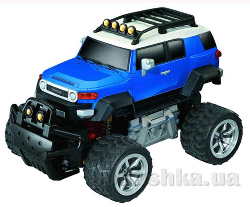 Автомобиль радиоуправляемый - TOYOTA FJ CRUISER синий