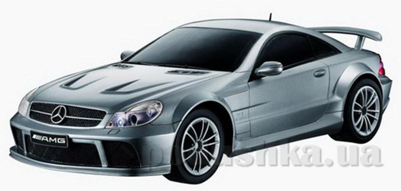 Автомобиль радиоуправляемый Mercedes-Benz SL65 AMG серебристый