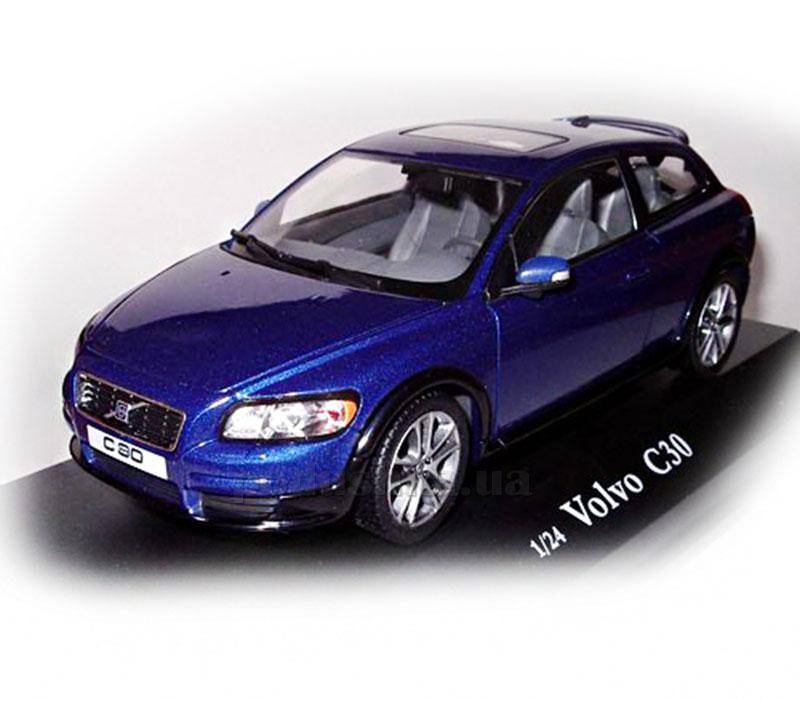 Автомодель 1:24  Volvo C30 Cararama