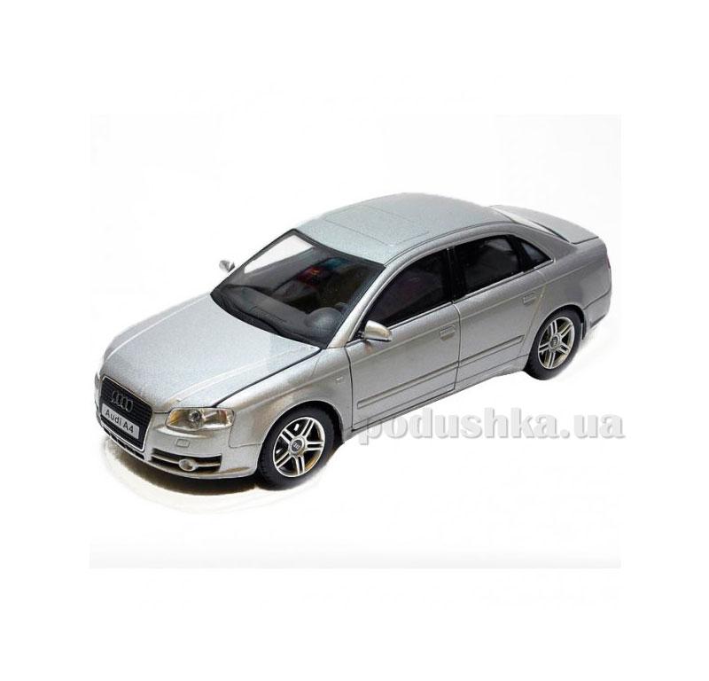 Автомодель 1:24 Audi A6 брызги шампанского 125-055 Cararama
