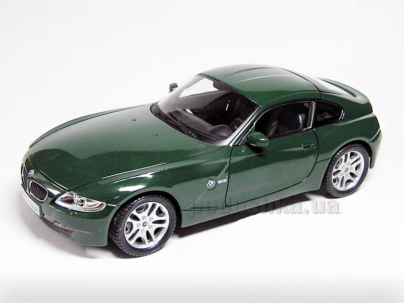 Автомодель 1:24 BMW Z4 coupe Cararama