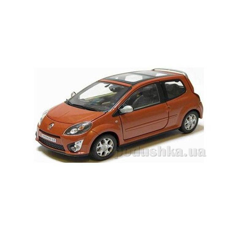 Автомодель 1:24 Fiat Grande Punto 125-049 Cararama