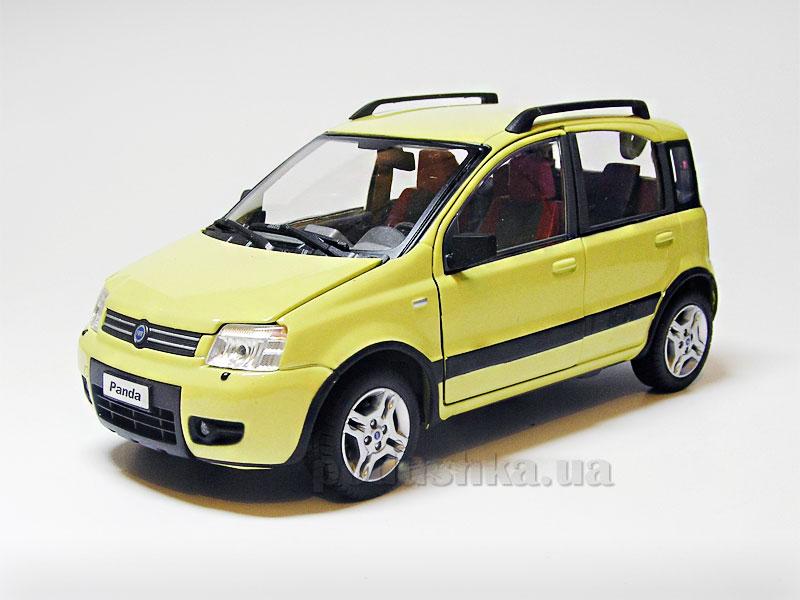 Автомодель 1:24 Fiat Nuova Panda Cararama