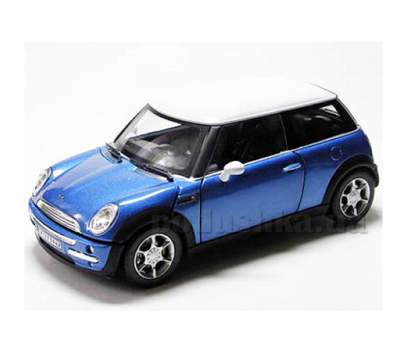 Автомодель 1:24 New Mini Cooper Cararama