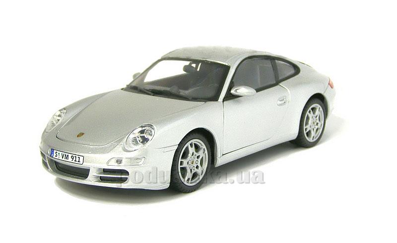 Автомодель 1:24 Porsche 911 Carrera S Coupe Cararama