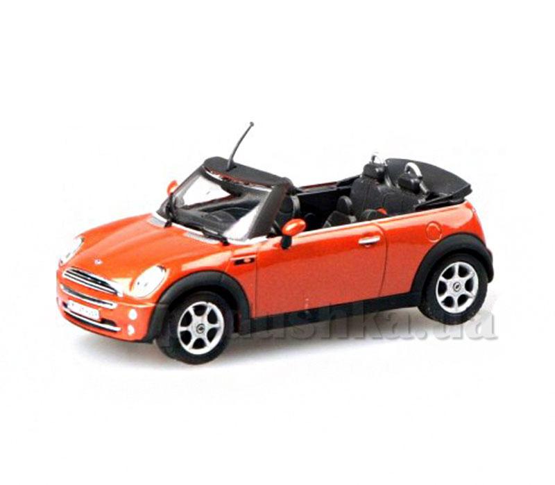 Автомодель 1:43 New Mini Cooper Cabriolet Cararama