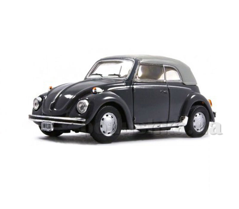 Автомодель 1:43 VW Beetle Soft Top Cararama