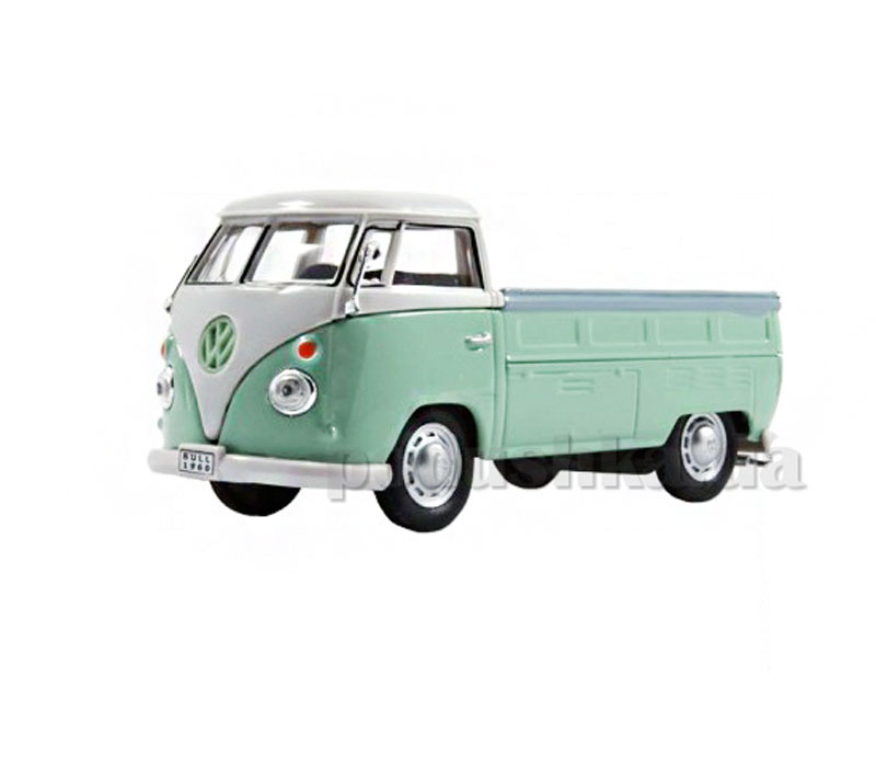 Автомодель 1:43 VW T1 Pick Up Cararama