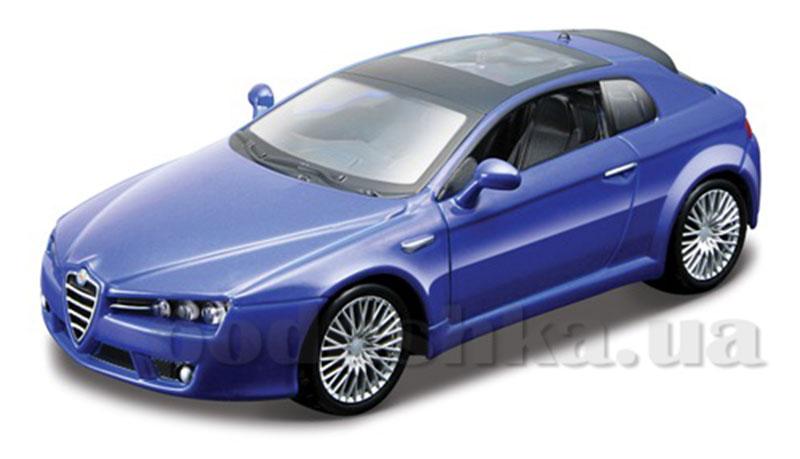 Автомодель - Alfa Brera (2005) (ассорти красный, cиний металлик 1:32)
