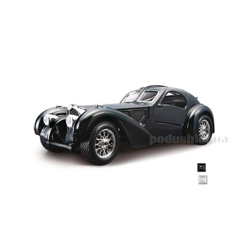 Автомодель - Bugatti Atlantic 1936 Bburago 18-22092