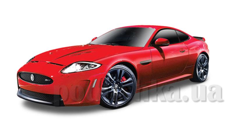 Автомодель - Jaguar XKR-S (красный, 1:24)