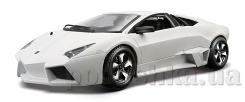 Lamborghini Reventon (ассорти матовый белый, серый металлик 1:24)