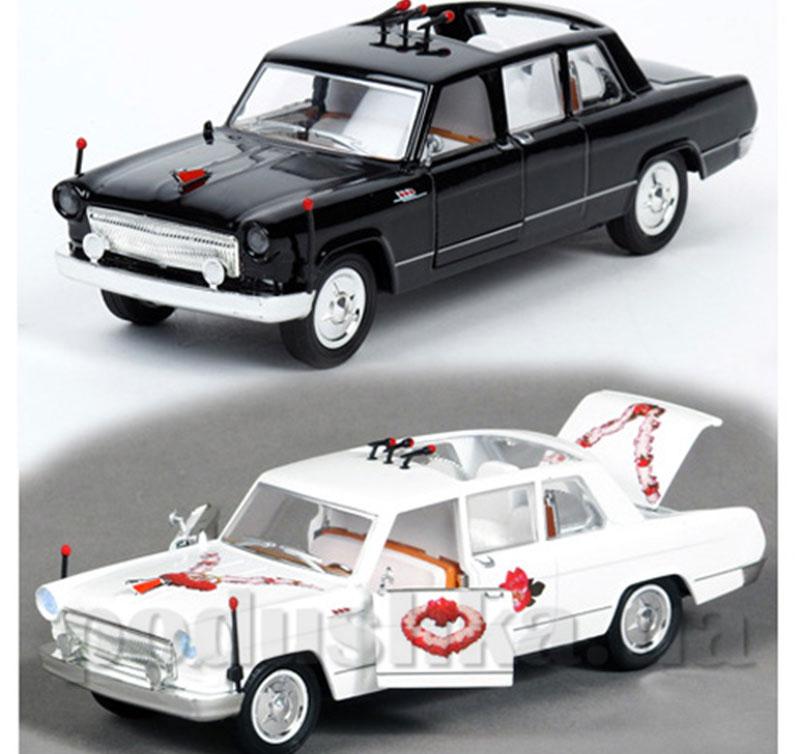 Автомодель Лимузин xl (ассорти черный, белый, свет, звук)