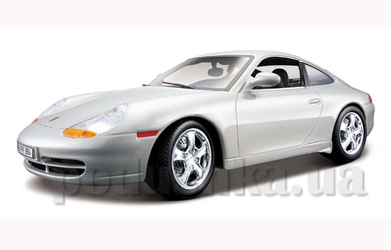 Автомодель - Porsche 911 Carrera (1997) (красный, 1:18)