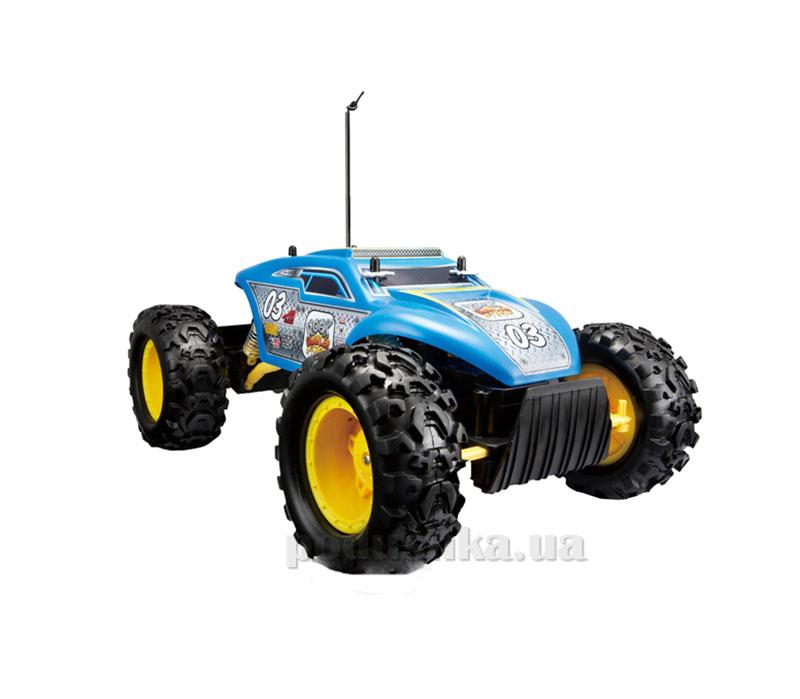 Автомодель на р/у Rock Crawler Extreme синий Maisto