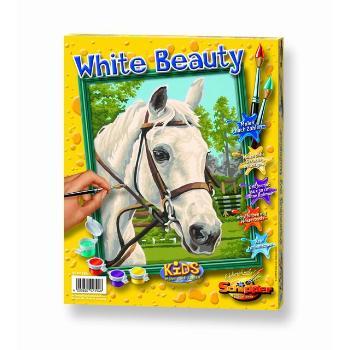 Художественный творческий набор Белая лошадь