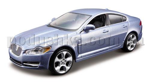 Автомодель - Jaguar XF (ассорти золотой, синий металлик, 1:32)