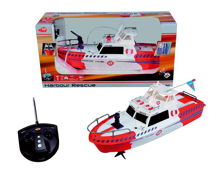 Спасательный катер на ДУ Walkie Talkie & RC