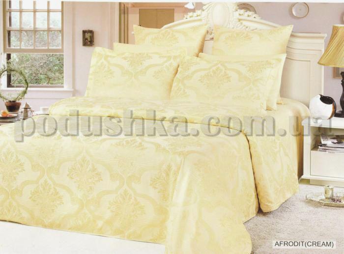 Постельное белье Afrodit cream ARYA