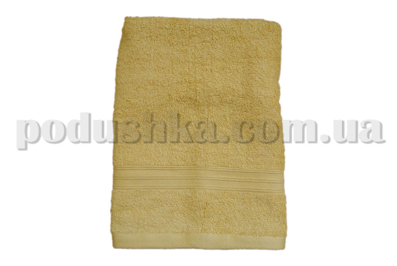 Полотенце махровое Belle-Textile Classic Light желтое