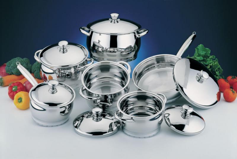 Набор посуды 12 предметов Cosmo 1112268 BergHOFF   BergHOFF
