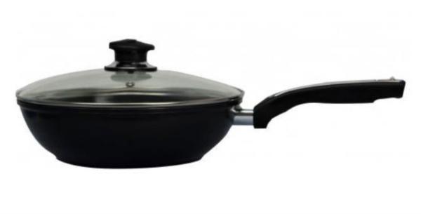 Сковорода-вок Omega D24 Ceramik Line Lessner