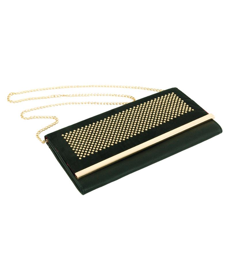 Клатч Suiteblanco 7210-11 черный