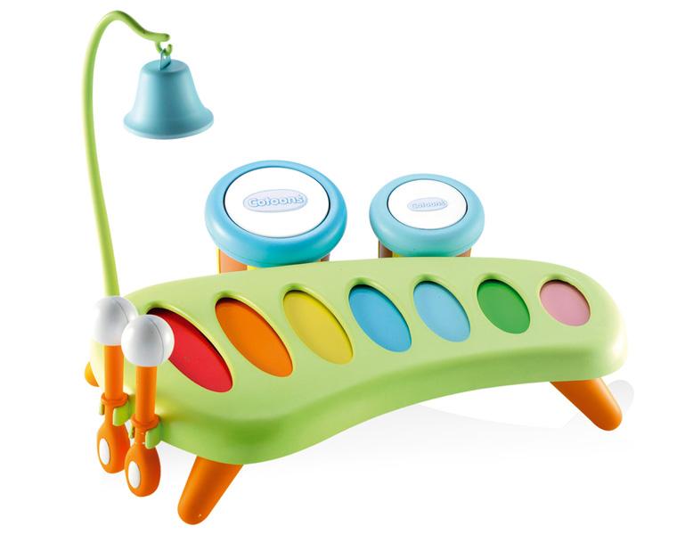 Музыкальный ксилофон Cotoons