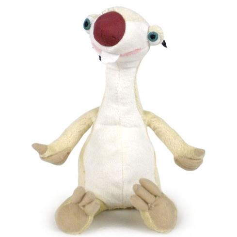 Мягкая игрушка Ленивец Сид