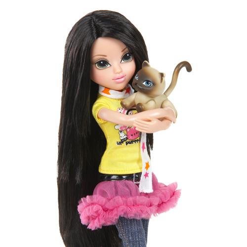 Кукла Moxie серии Домашние любимцы - Лекса с котенком