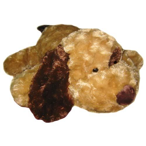 Собака коричневое ухо