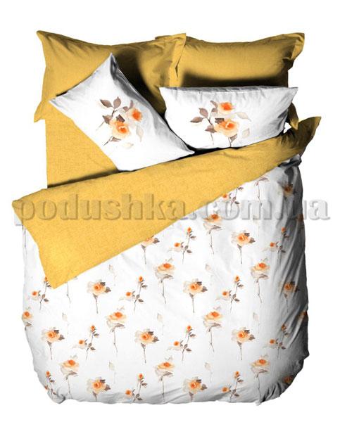 Постельное белье Le Vele Yazgulu orange