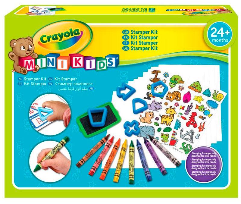Набор для творчества со штампами 81-1359 Crayola