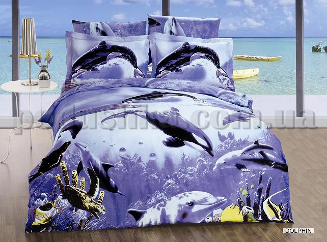 Постельное белье Arya Dolphin